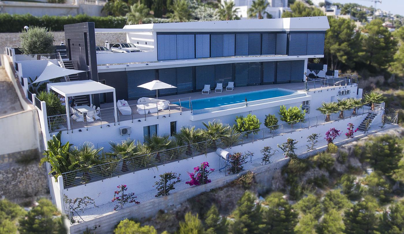 Casa Nadia, Arquifach, architectural studio in Alicante