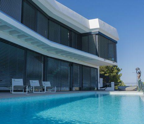 Read more about the article Arquifach, cabinet d'architecture sur la Costa Blanca : villa d'architecture moderne.