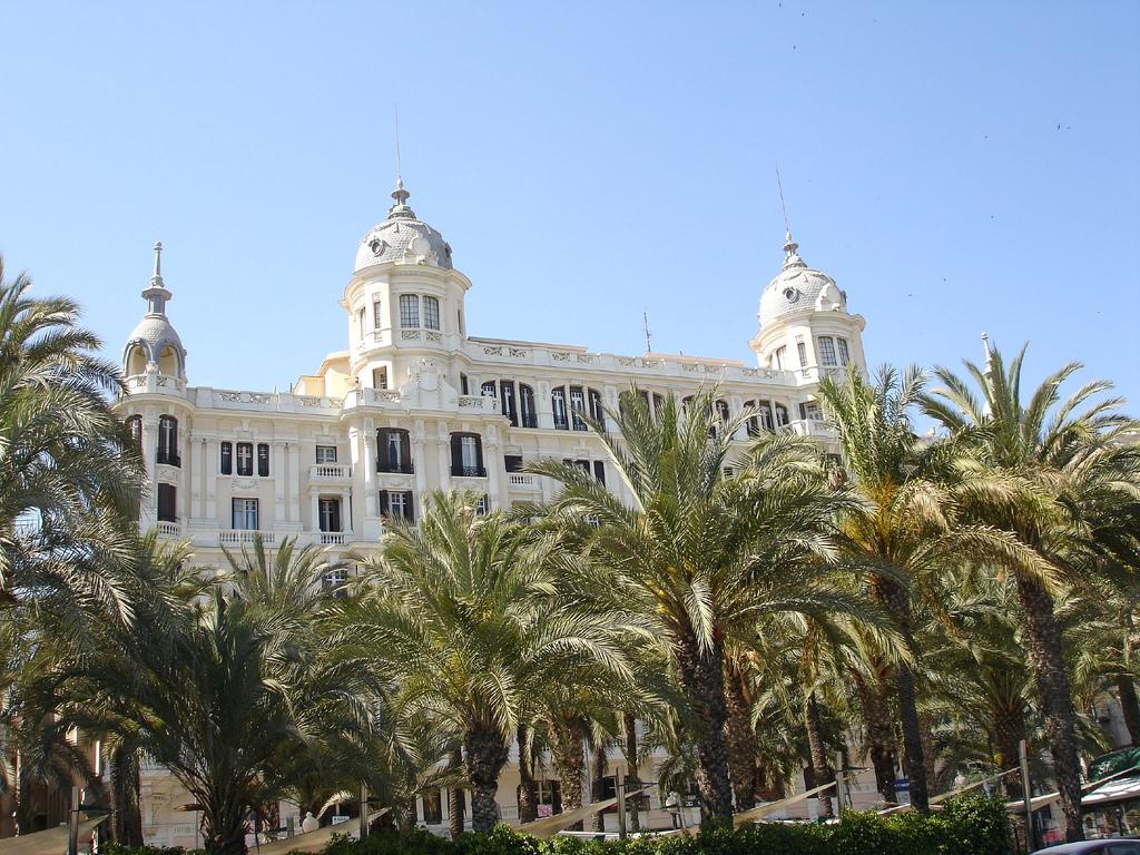Architecture Alicante: Casa Carbonell