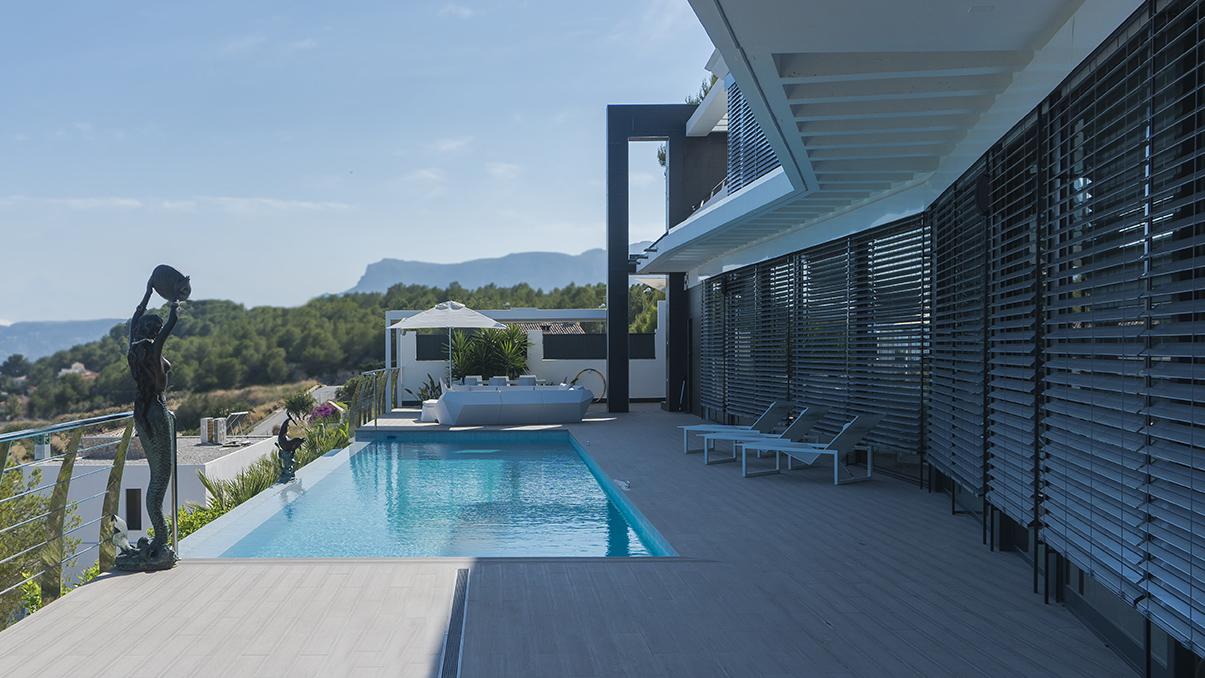Benissa Architects: Smart homes with Domotics