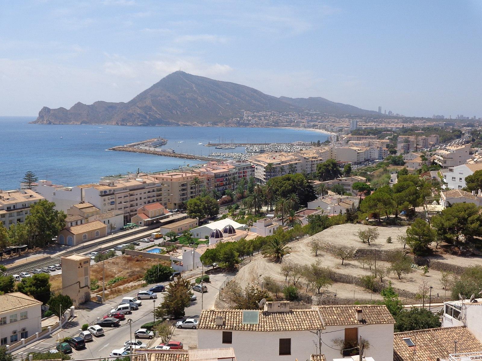 Arquitectos Altea. Arquitectos Alicante. Arquitectos Costa Blanca.