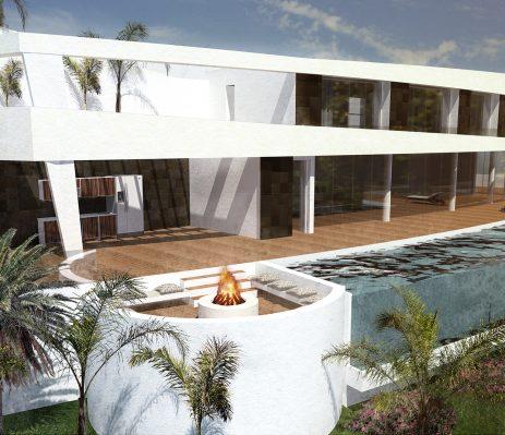 Nuevo proyecto de arquitectos Benissa:  Villa Morera