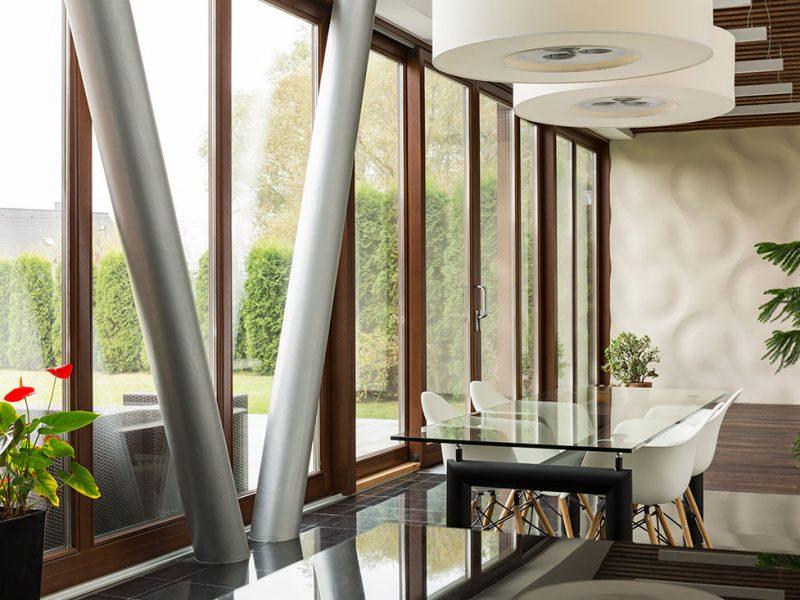 Eficiencia energética en viviendas unifamiliares. ARQUIFACH arquitectos Calpe, Altea, Benissa, Teulada y Moraira