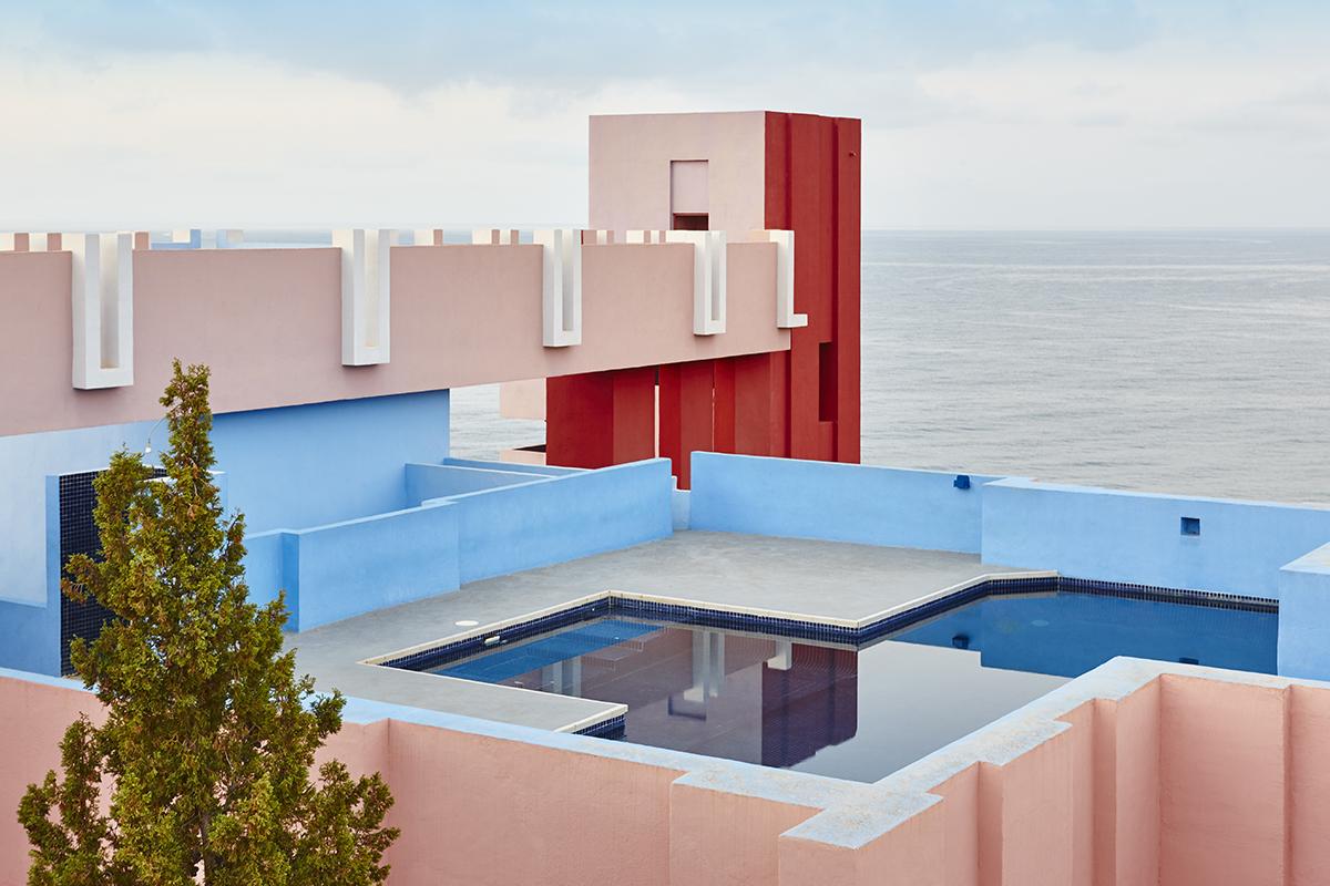 Muralla Roja Calpe. ARQUIFACH arquitectos Calpe, Altea, Benissa, Teulada y Moraira