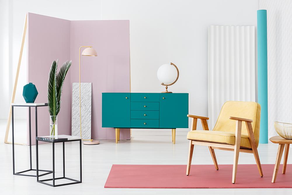 En este momento estás viendo Nuestras tendencias en diseño de interiores