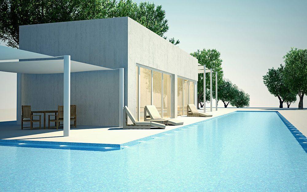 Tendencias arquitectónicas de la Costa Blanca: Exterior minimalista e interior confort
