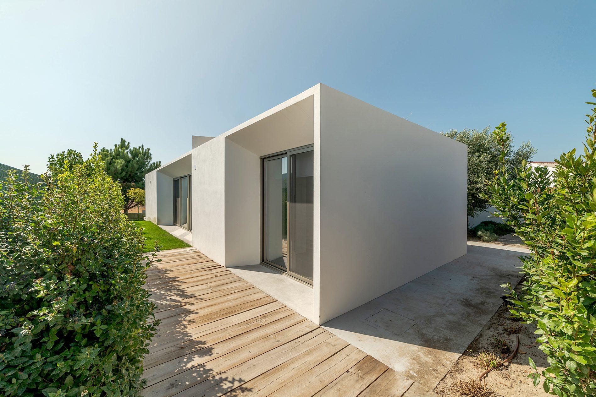 Arquitectura de exteriores Benissa.
